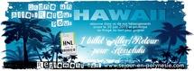Gagnez un billet d'avion a/r pour hawaii