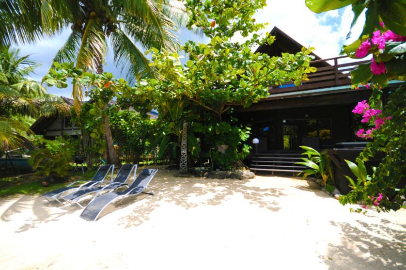 Villa Maharepa Beach
