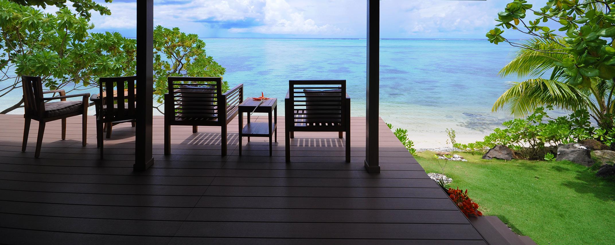 Villa HAAPITI Beach 4pax