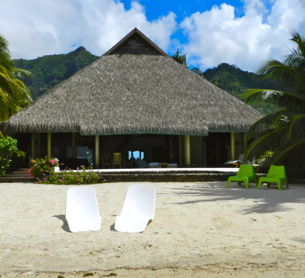 Villa Pool&Beach - MOOREA